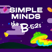 SIMPLE MINDS & THE B-52S