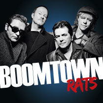 BOOMTOWN RATS - CANCELLED