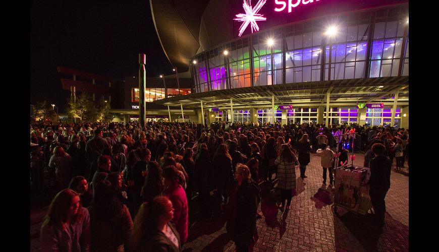 Plaza Pre-Show