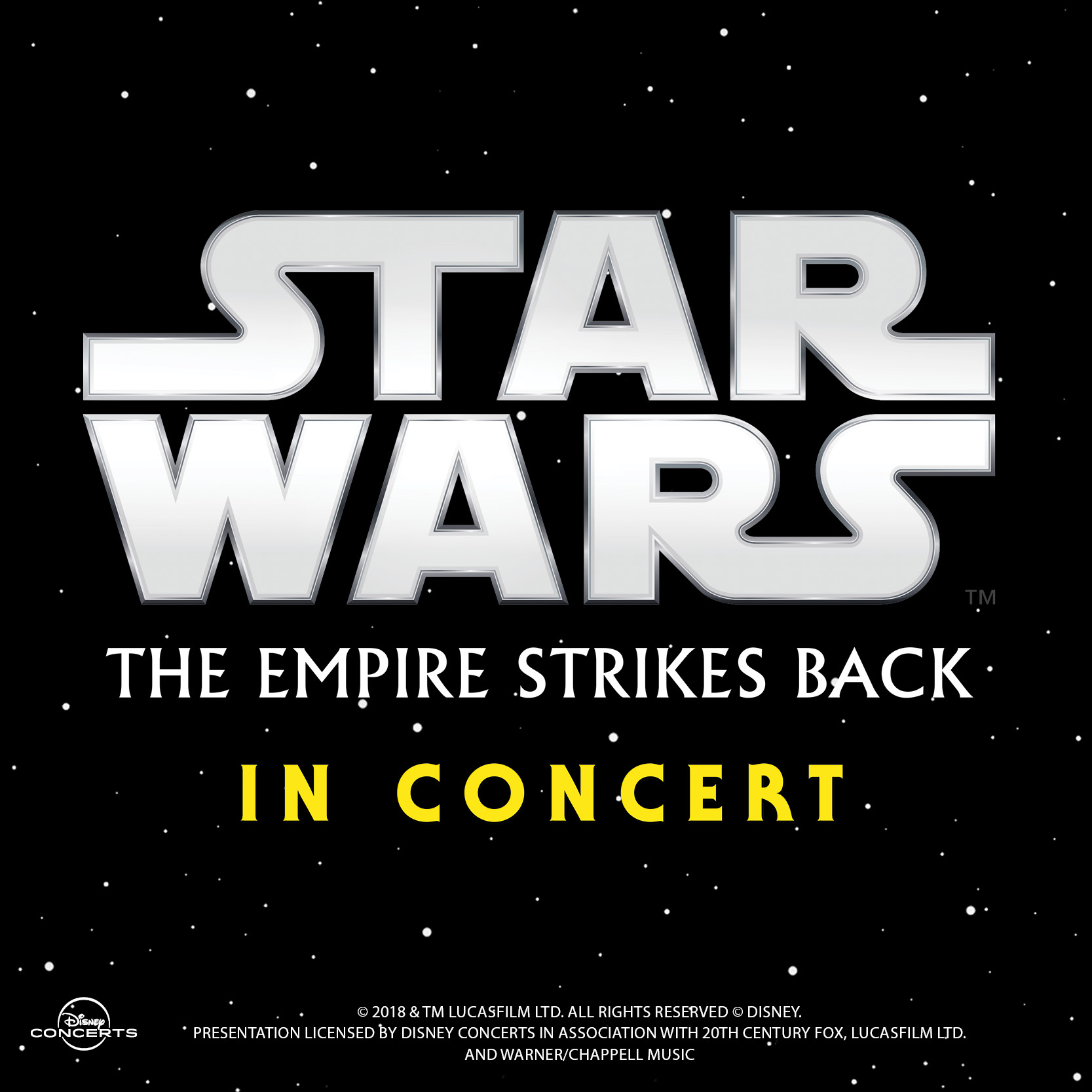 STAR WARS: FILM CONCERT SERIES - The Empire Strikes Back