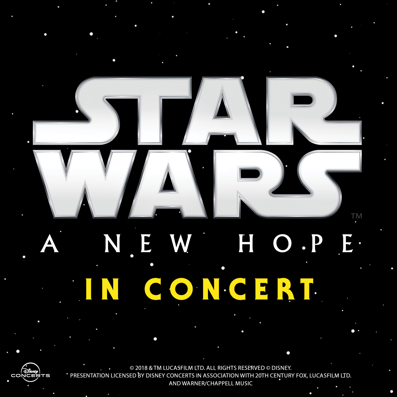 STAR WARS: FILM CONCERT SERIES - A New Hope