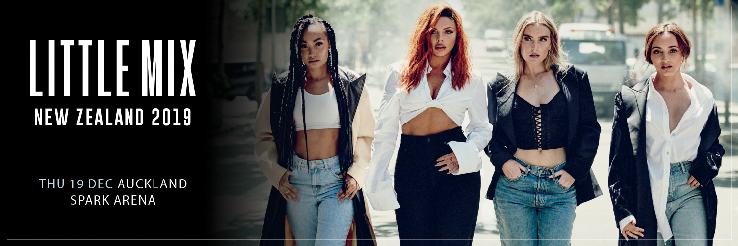 LITTLE MIX Thursday 19 December 2019 at Spark Arena