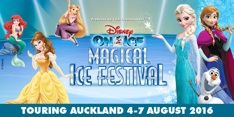 DISNEY ON ICE PRESENTS - MAGICAL ICE FESTIVAL