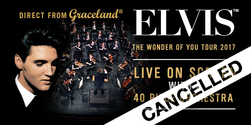 ELVIS: THE WONDER OF YOU TOUR